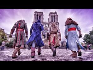Assassin's Creed Parkour – Realizat de profesionisti