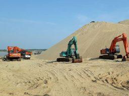 Despre transporturile de nisip